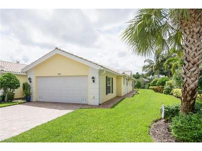 San Remo, Village Walk Of Bonita Springs Condo/Townhouse Pending With Contingencies: 15421 Orlanda Dr