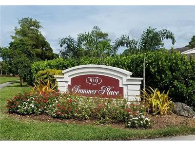 Naples Condo/Townhouse Sold: 910 Vanderbilt Beach Rd #528W