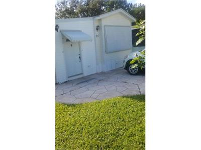 Goodland, Marco Island, Naples, Fort Myers, Lee Mobile/Manufactured For Sale: 21 Bass Ln