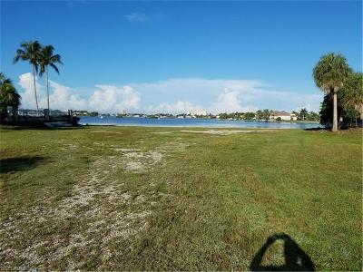 Marco Island Residential Lots & Land For Sale: 540 S Barfield Dr