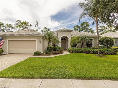Naples Single Family Home For Sale: 8451 Gleneagle Way