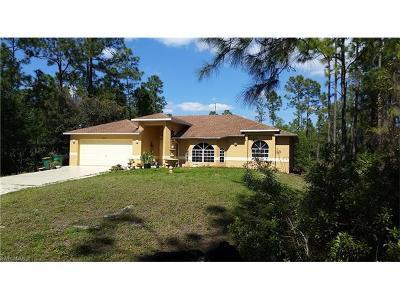 Naples Single Family Home For Sale: 4335 45th Ave NE