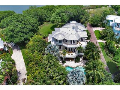 Captiva, Sanibel Single Family Home For Sale: 11531 Paige Ct