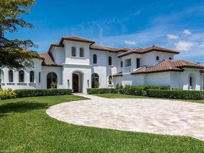 Naples FL Single Family Home For Sale: $2,395,000