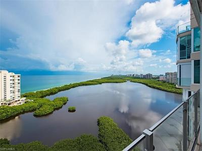 Naples Condo/Townhouse For Sale: 60 Seagate Dr #PH-103