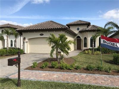 Naples FL Single Family Home For Sale: $616,485