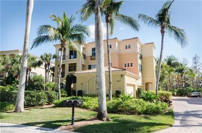 Naples Condo/Townhouse For Sale: 2834 Tiburon Blvd E #103