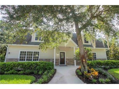 Golden Gate Estates Single Family Home For Sale: 3040 4th St NW