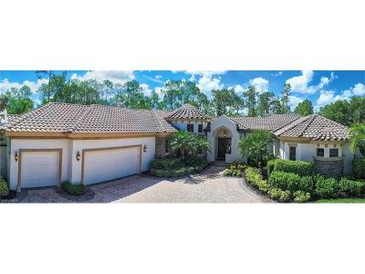 Naples Single Family Home For Sale: 4416 Woodmont Ct