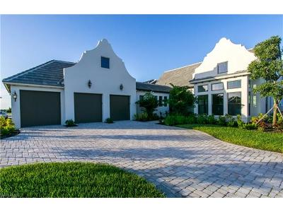 Naples FL Single Family Home For Sale: $1,499,990