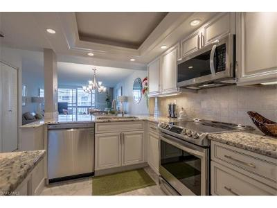 Marco Island Condo/Townhouse For Sale: 693 Seaview Ct #A509