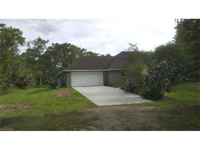 Naples Single Family Home For Sale: 180 37th Ave NE