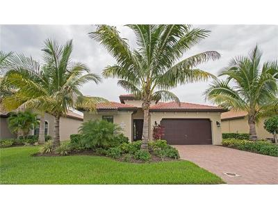 Bonita Springs Single Family Home For Sale: 26141 Saint Michael Ln