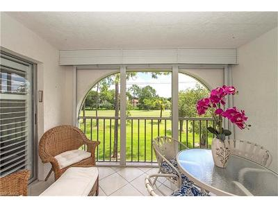 Naples FL Condo/Townhouse For Sale: $159,000