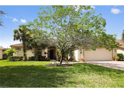 Estero Single Family Home For Sale: 20837 Torre Del Lago St