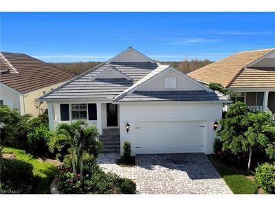 Fort Myers Single Family Home For Sale: 8518 Big Mangrove Dr