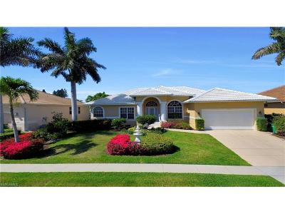 Marco Island FL Single Family Home For Sale: $825,000