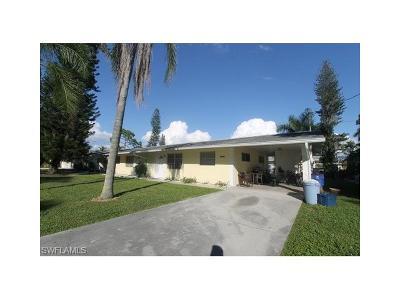 Bonita Springs Condo/Townhouse For Sale: 27465 Felts Ave