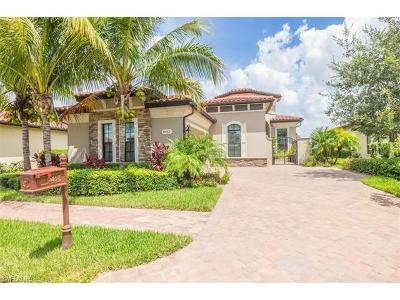 Naples FL Single Family Home Pending With Contingencies: $896,000