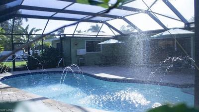 Fort Myers Single Family Home For Sale: 5829 Silvery Ln