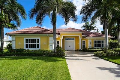 Bonita Springs Single Family Home For Sale: 4220 Tarpon Ave