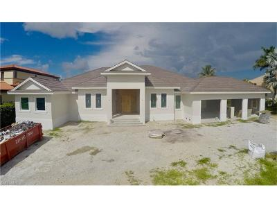 Marco Island Single Family Home For Sale: 550 Conover Ct