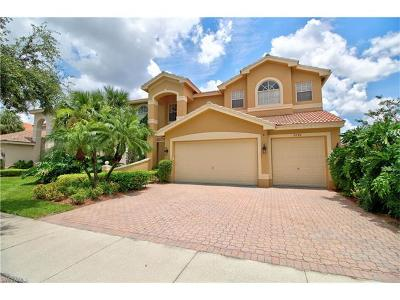 Saturnia Lakes Single Family Home For Sale: 2242 Campestre Ter