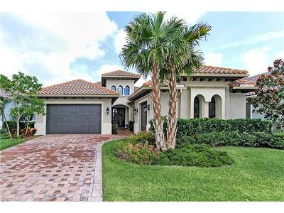 Naples Single Family Home For Sale: 12432 Wisteria Dr