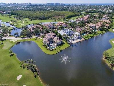 Naples FL Single Family Home For Sale: $5,695,000