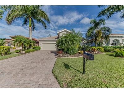 Estero Single Family Home For Sale: 8831 Biella Ct