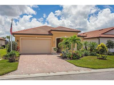 Collier County, Lee County Single Family Home For Sale: 1406 Redona Way