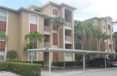 Naples Condo/Townhouse For Sale: 7505 Stoneybrook Dr #735
