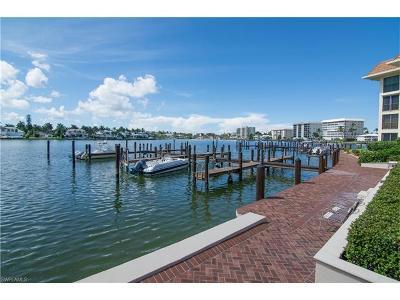 Naples Condo/Townhouse For Sale: 222 Harbour Dr #110