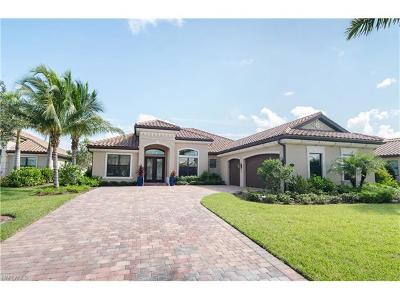 Naples Single Family Home For Sale: 3361 Runaway Ln