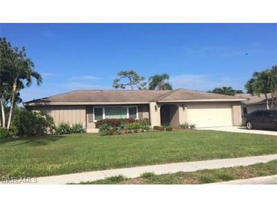 Collier County Single Family Home For Sale: 4450 Lakewood Blvd