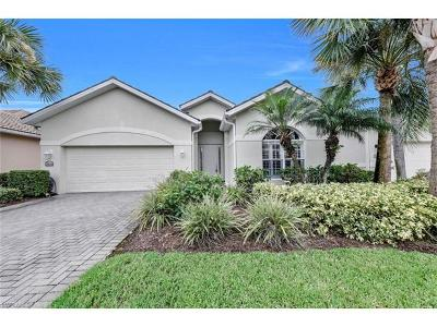 Naples Single Family Home For Sale: 3654 Grand Cypress Dr