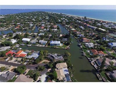 Sanibel FL Single Family Home For Sale: $1,965,000