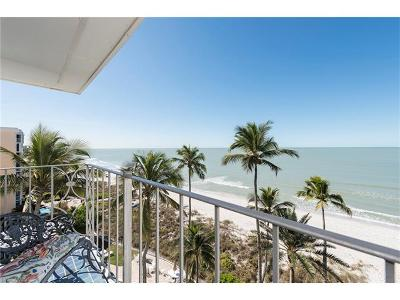 Condo/Townhouse For Sale: 2011 Gulf Shore Blvd N #61