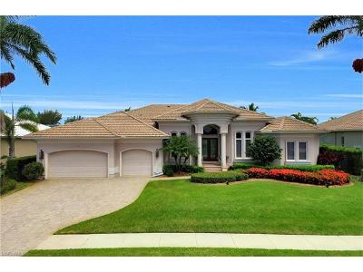 Marco Island Single Family Home For Sale: 616 Dorando Ct