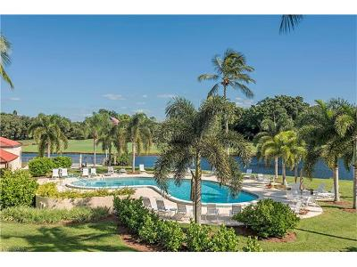 Naples Condo/Townhouse For Sale: 6300 Pelican Bay Blvd #A-105