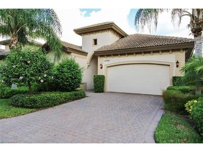 Estero Single Family Home For Sale: 12581 Grandezza Cir