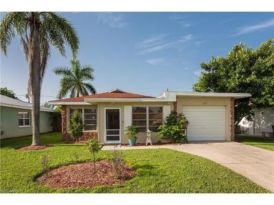 Naples Park Single Family Home For Sale: 520 99th Ave N