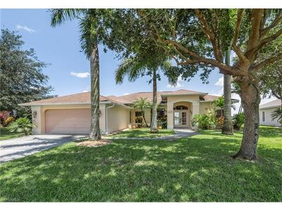Naples Single Family Home For Sale: 970 Summerfield Dr
