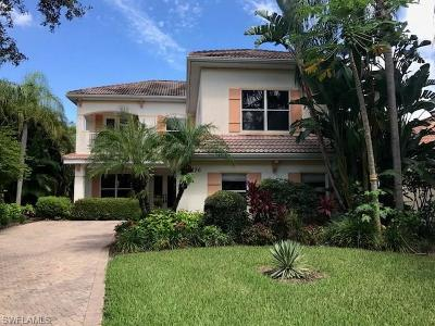 Naples FL Single Family Home Pending With Contingencies: $499,900