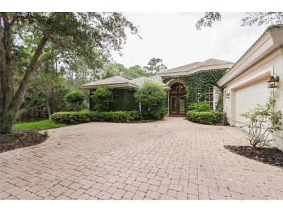 Estero Single Family Home For Sale: 22900 Forest Edge Ct