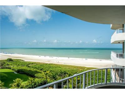 Marco Island Condo/Townhouse For Sale: 280 Collier Blvd S #802
