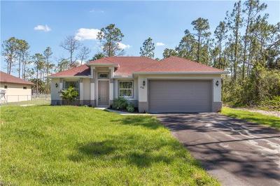 Naples Single Family Home For Sale: 3760 33rd Ave NE