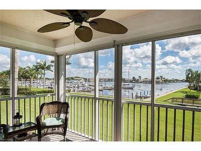Naples Condo/Townhouse For Sale: 333 Sunrise Cay #9