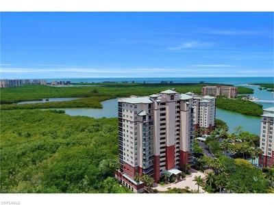 Naples Condo/Townhouse Pending With Contingencies: 425 Cove Tower Dr #1104