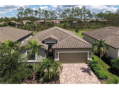 Estero Single Family Home For Sale: 20353 Cypress Shadows Blvd